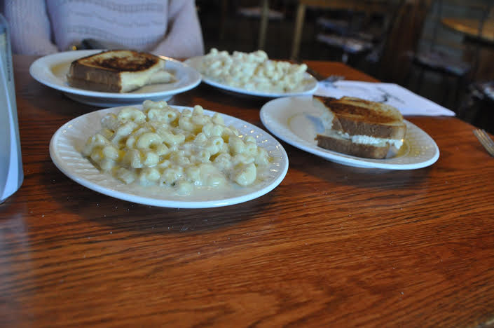 Flayvors homemade mac & cheese...a must-try!